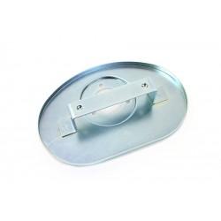 Plaque d'appui du filtre à air