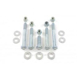 Kit de boulons de montage moteur en zinc