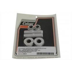 Support de support de moteur de culasse Cadmium